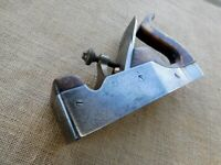 Vintage infill smoothing woodwork plane wood Sorby iron  / pc