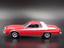 1976 FORD GRAN TORINO STARSKY & HUTCH RARE 1/64 COLLECTIBLE DIECAST MODEL CAR