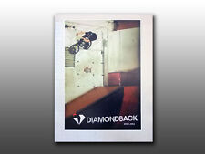 Collectable 2008 Diamondback BMX bicycle, product catalog, new product line