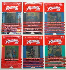 Robin III Cry of the Huntress #1 2 3 4 5 6 DC | SEALED Comic Set Lot | Batman