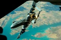 A-10 Thunderbolt II-Support of Operation Inherent Resolve-8x12 Photo