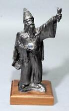 """Michael Ricker Pewter The Wizard of Summer """"David"""" Collectible Figurine #863"""