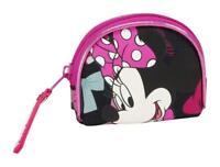 Disney Minni Tessuto Portamonete con Zip