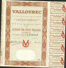 VALLOUREC (H)