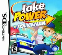 Jake Power: Policeman - Nintendo DS