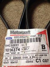 Genuine Ford V MULTI-RIBBED BELT 6PK1719 -Mondeo, Cougar Etc