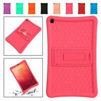 """For Samsung Galaxy Tab A7 10.4"""" 2020 SM-T500 Shockproof Rubber Slim Stand Case"""