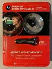 Motorola H720 Wireless Bluetooth Headset Sealed - New