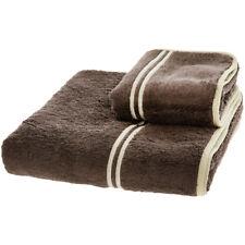 PRATESI ORANGE Finest Cotton Terry Towels Set Of Two BNWT
