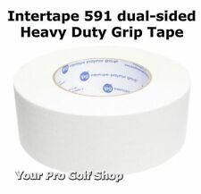 "2"" x 36 yard roll Intertape 591 double sided Premium Grade Heavy Duty Grip Tape"