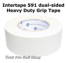 "2"" x 36 yard roll Intertape 591 double sided Premium Grade Heavy Duty Grip Tape"