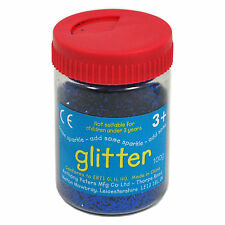 Anthony Peters Blue Art and Craft Glitter - 400g Tub