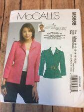 M5668 New Uncut Miss Size 8 10 12 14 16 18 20 Jacket