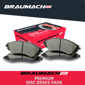 Front and Rear Brake Pads for BMW 3 Series E46 Sedan 318 i 09-2001 - 02-2005