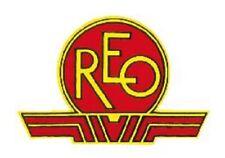Reo Gas Vinyl Sticker (A409)