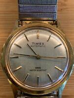 Vintage Timex Automatic Water Resistant Watch. Working