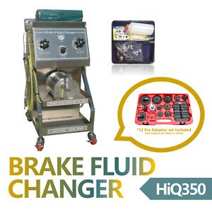 BRAKE FLUID CHANGER MACHINE   Automatic Machine   Bleeder testing kit included