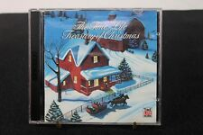 The Time-Life Treasury of Christmas 2 CDs 45 Songs 1987 Tested Sounds Great!