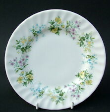 Minton Spring Valley Pattern 1st Quality Side / Bread Plates 16.5cm Look in VGC