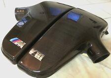 BMW e60 e61 e63 m5 m6 AIRBOX CARBONIO COLLEZIONISTI AEREO AIR INTAKE SYSTEM m5 m6