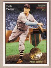 BOB FELLER, '47 CLEVELAND INDIANS/US NAVY, BASEBALL GOES TO WAR MILLER PRESS