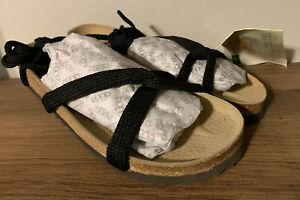 Arcopedico Stretch Knit Cork Sandals Shoes