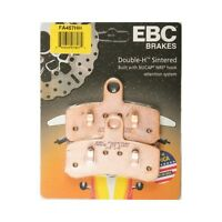 EBC HH Sintered Front Brake Pads for Harley 2008-17 Dyna 08-14 Softail FA457HH