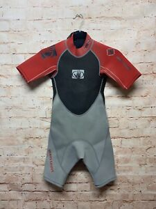 Body Glove Pro 2 Juniors Youth Shorty Wetsuit Size 8