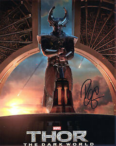 Original Signed Photo of Idris Elba 10x8 + COA