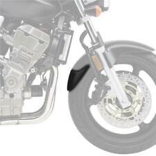 Garde-boues noirs Honda pour motocyclette