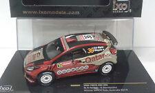 Ford fiesta CRR #36 ganador WRC2 Rally Australia 2014 1 43 Ixo