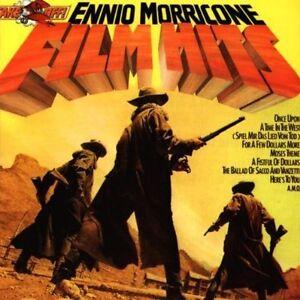 Ennio Morricone Film hits (14 tracks, 1978/89, feat. Joan Baez) [CD]