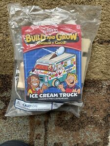 Lowes Build and Grow Ice Cream Truck with patch