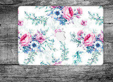 Floral Laptop Skin Notebook Vinyl Decal Lenovo Asus Dell For Any Laptop Sticker