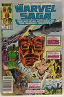 The Marvel Saga: The Official History of the Marvel Universe #3 (Feb 1986)