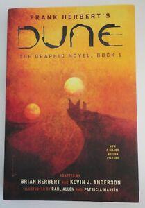 DUNE THE GRAPHIC NOVEL BOOK 1 HARDBACK