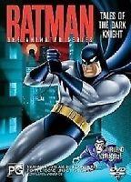 Batman The Animated Series: Tales Of The Dark Knight (DVD) Region 4
