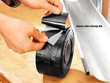 (R20f) SOS Reparaturband Klebeband Bitumenband Abdichtung 10 x 7,5m NEU Dach