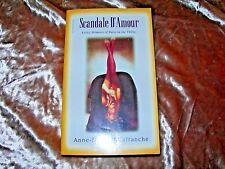 Scandale D'Amour: Erotic Memoirs of Paris 1920's by Anne-Marie Villefranche 1995