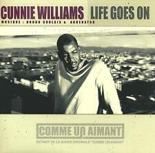 """CUNNIE WILLIAMS - Life goes on - BO du film """"Comme un aimant"""""""