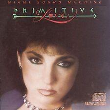 Primitive Love by Miami Sound Machine (CD, Jan-1986, Epic (USA))