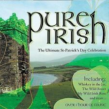 PURE IRISH The Ultimate St. Patrick's Day Celebration! 27 SONGS & DRINKING MUSIC