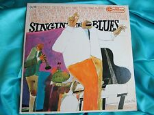 NM- Rare David Stone Martin Cover DSM LP : Singin' The Blues ~ RCA Camden 588