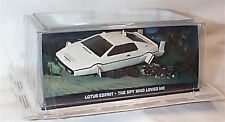 Lotus Esprit Underwater The spy Who Lovede Me 007 1-43 scale New in sealed pack