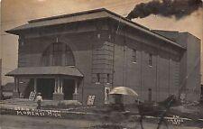 MI - 1911 Stair Auditorium Theater at Morenci, Michigan - Lenawee County