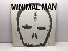 Minimal Man Sex With God Vinyl LP 1985 German Dossier ST 7502