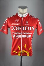 Nalini Cofidis UCI Bike Rad Trikot Gr. S 49cm jersey Fahrrad cycling N1