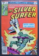 MARVEL COMICS FANTASY MASTERPIECES #2 WITH THE SILVER SURFER HIGH GRADE COPY