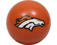 DENVER BRONCOS ORANGE NFL TEAM BILLIARD GAME POOL TABLE REPLACEMENT CUE 8 BALL