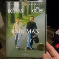 """Rain Man (DVD, 2004, Special Edition) """"BRAND NEW"""" FAST SHIPPING!"""